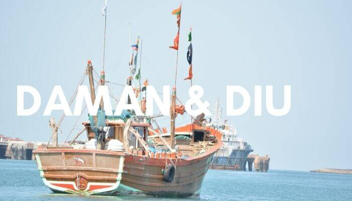 Daman and Diu during Christmas