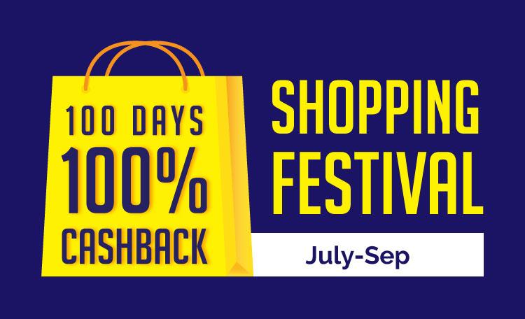 Shoppinf Festival