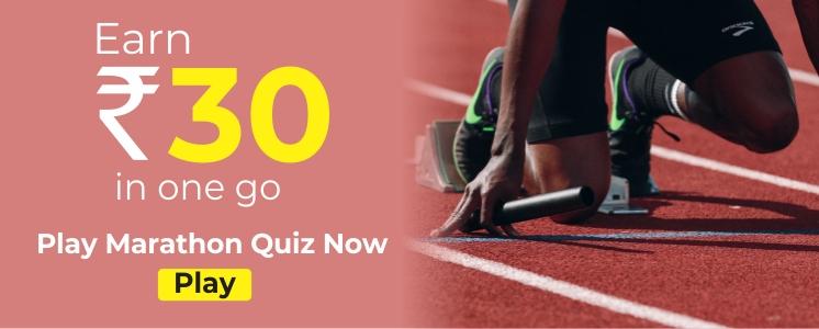Marathon Quiz