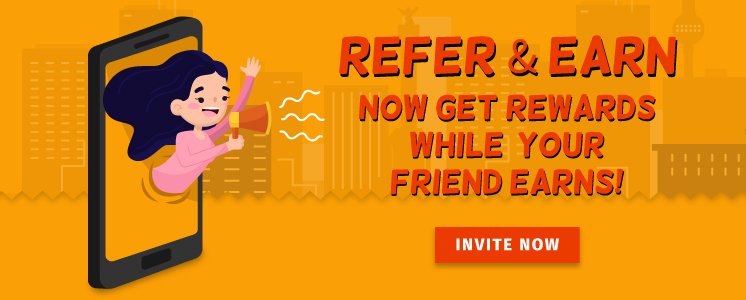 Refer and Earn