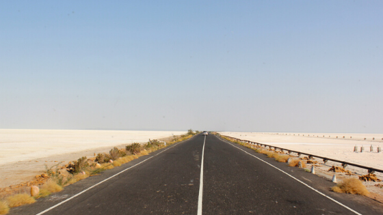 Ahmedabad To Rann Of Kutch road trip