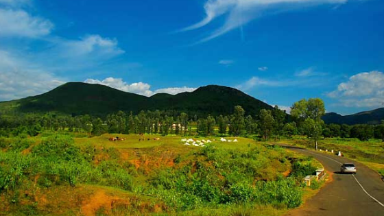 Hyderabad To Araku Valley road trip