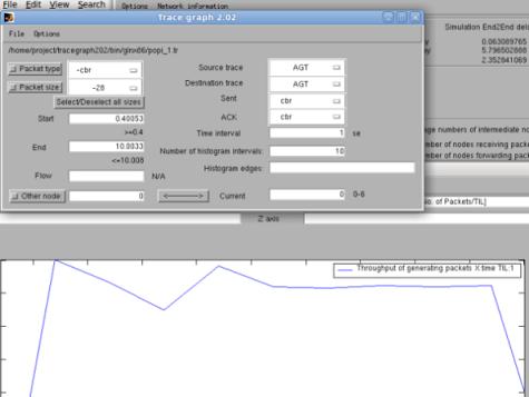 Hướng dẫn cài TraceGraph hỗ trợ cho NS2