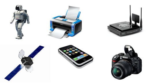 Một số thiết bị nhúng thông dụng