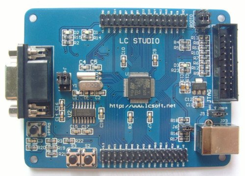 ARM Cortex M3 STM32F103RBT6 MINI Development Board