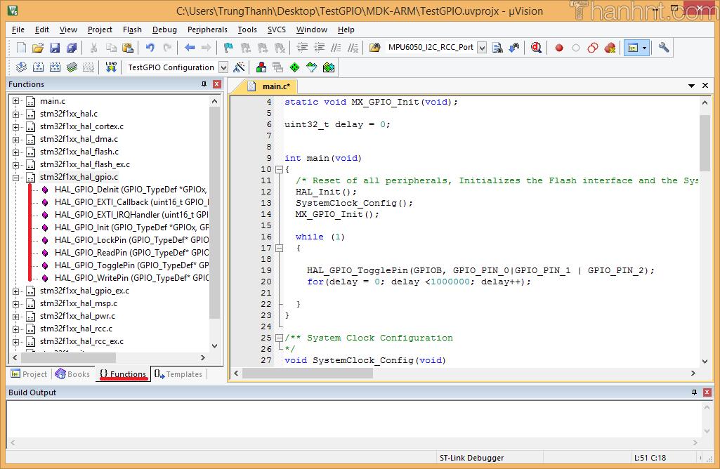 Chi tiết các hàm hỗ trợ