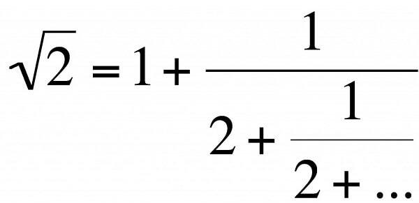 Tính căn bậc 2 của một số theo một cách khác