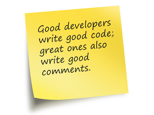Comment khi code quyết định kỹ năng lập trình viên