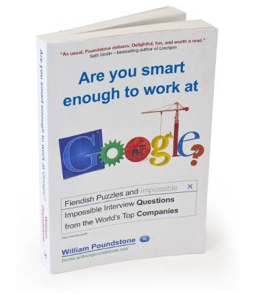 Bạn có đủ thông minh để làm việc tại Google?