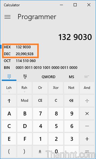 Serial Calculator