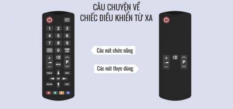 Câu chuyện về cái remote