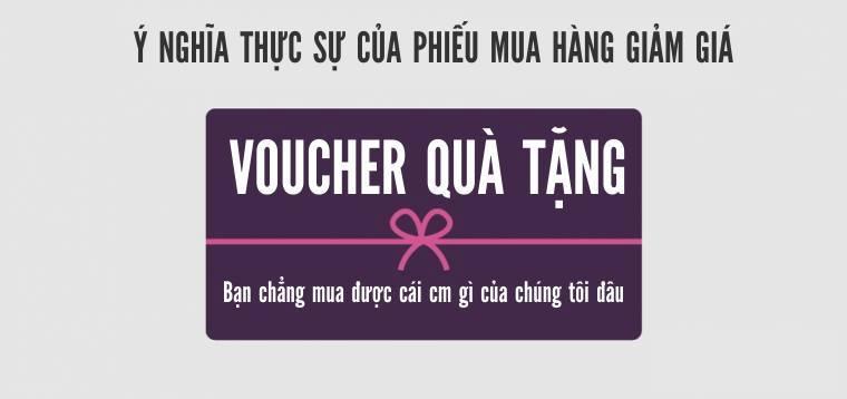 Sự thật về Discount/Voucher