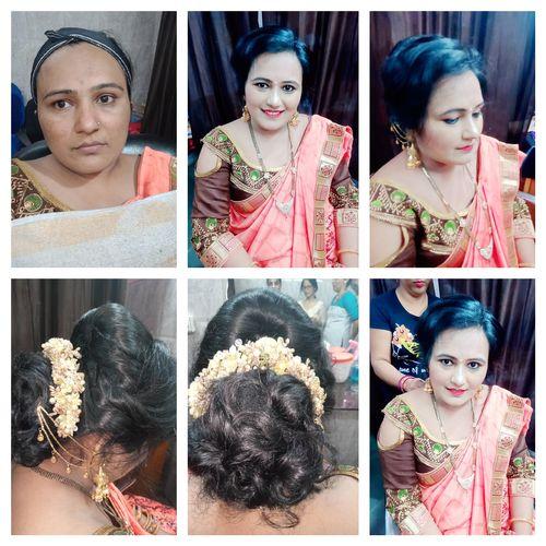 Saheli N J bano beauty parlour
