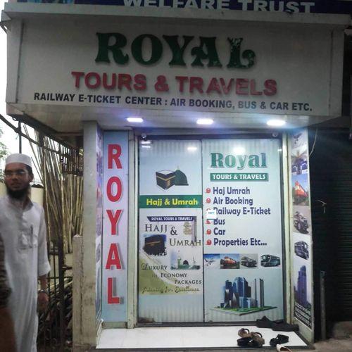 Royal Travels