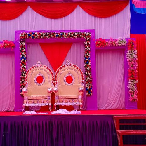 Taj Caterers & Mandap Decorators