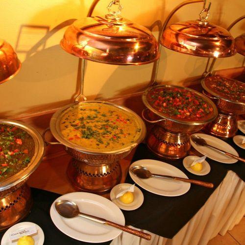Hotel Wosti Food