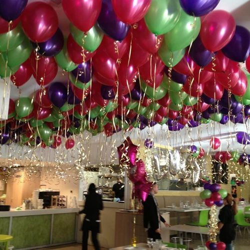 Helium Balloon Party Shop