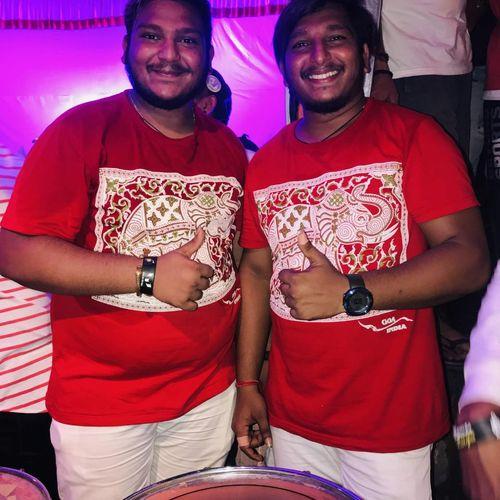 Shri Ekadanta Musical Beat
