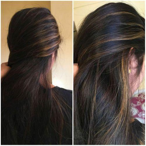 Freelancer unisex salon stylist