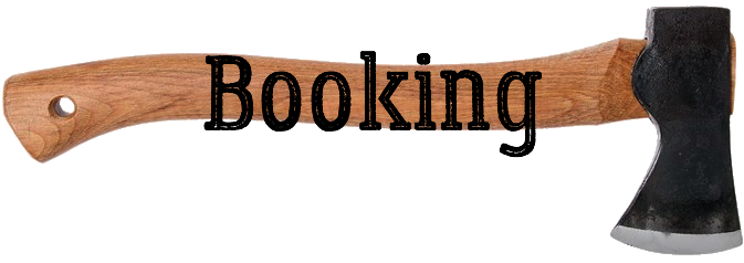 """""""Booking"""""""
