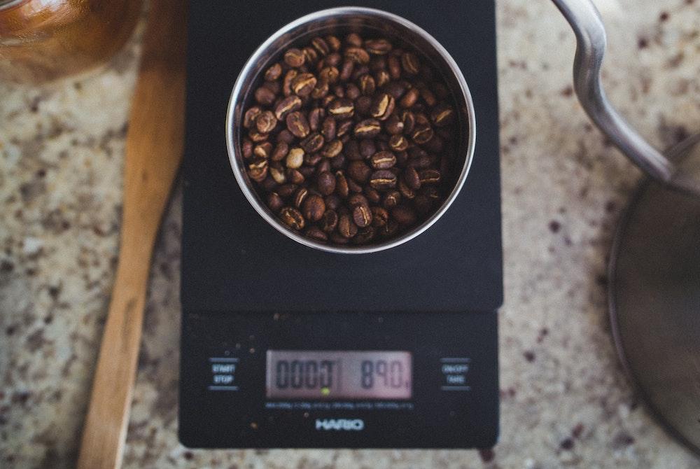 Coffee Scales Quiz