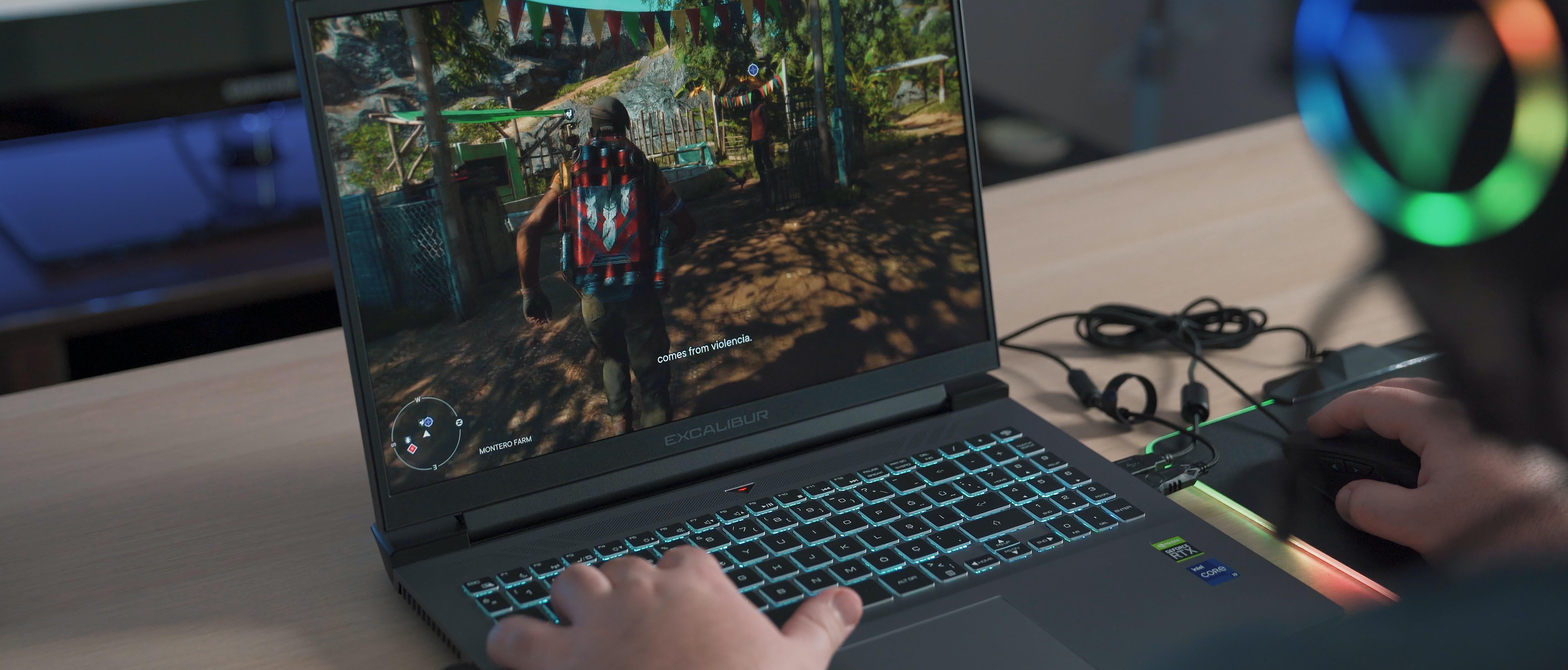 Gaming Laptop Quiz