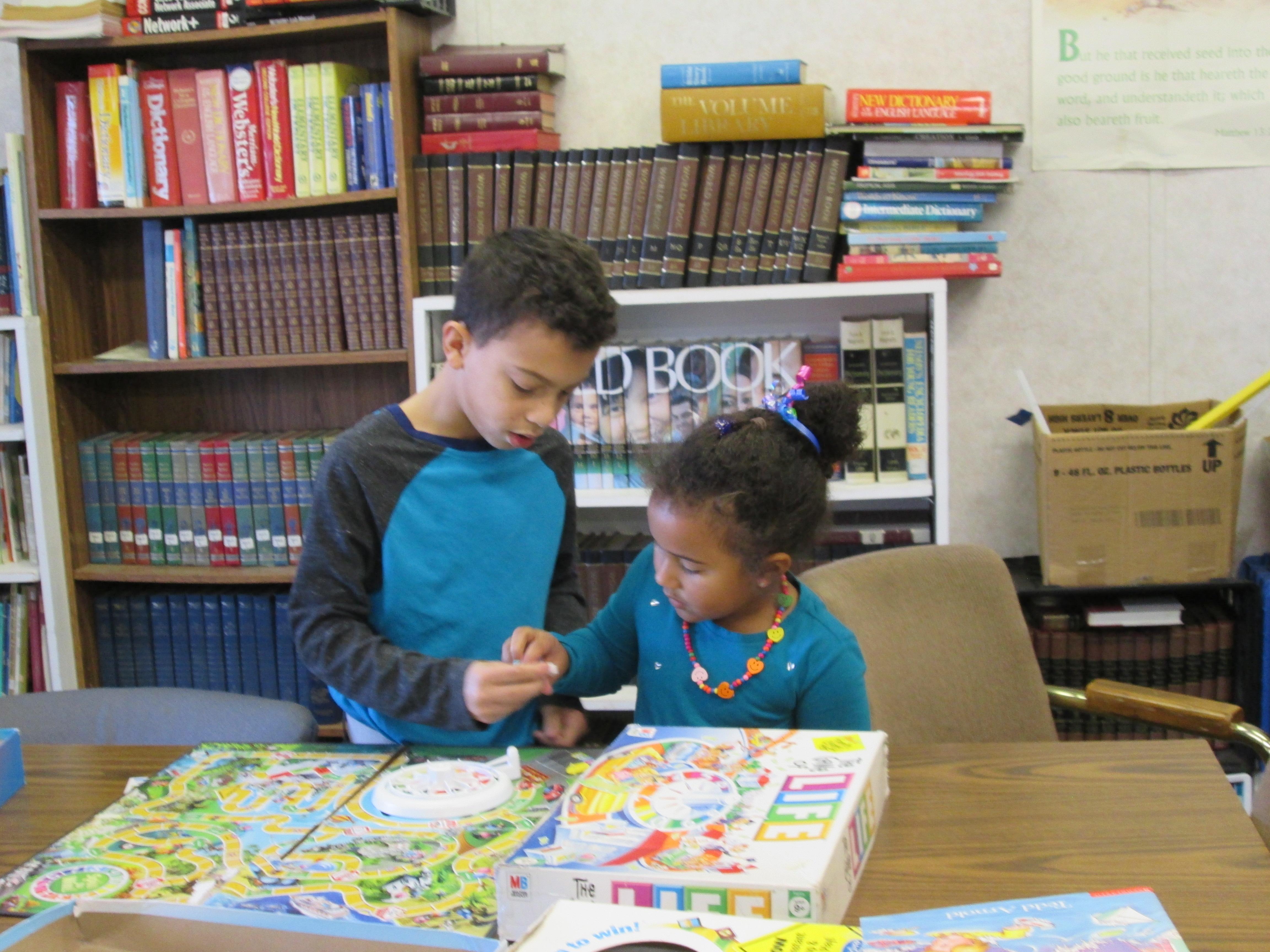 Elementary play life