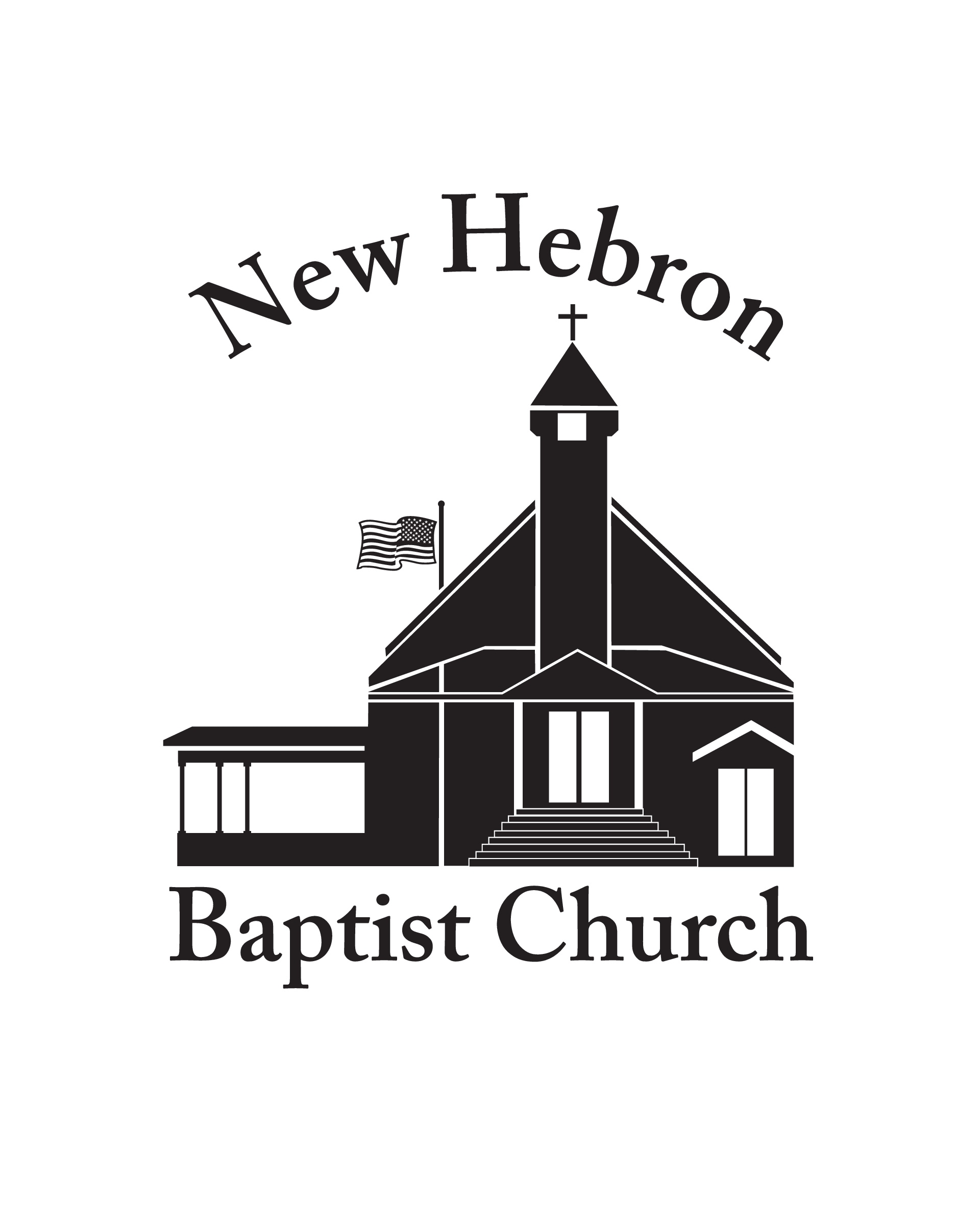 New Hebron Baptist Church}}