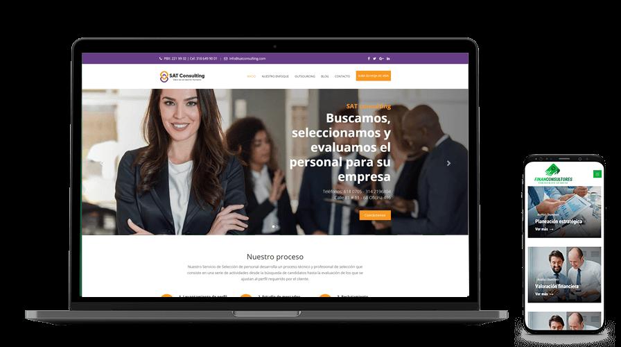 MadeInCol, diseño de páginas web
