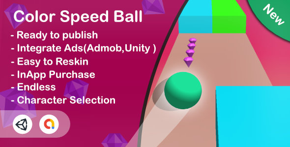 Color Speed Ball