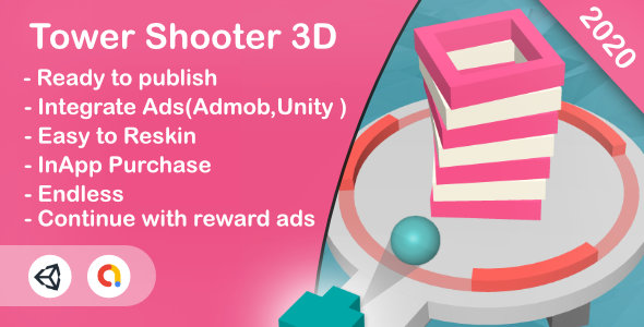 Tower Shooter 3D