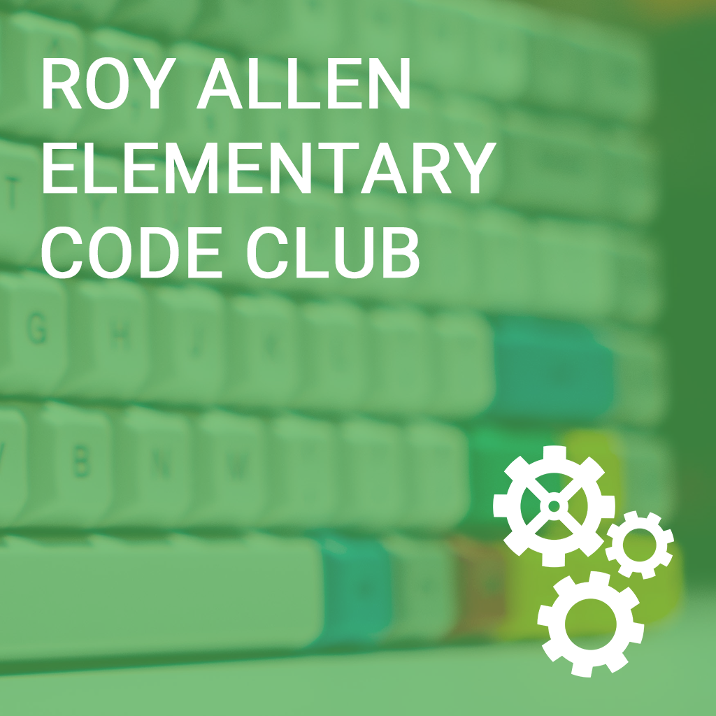 Roy Allen Elementary Code Club