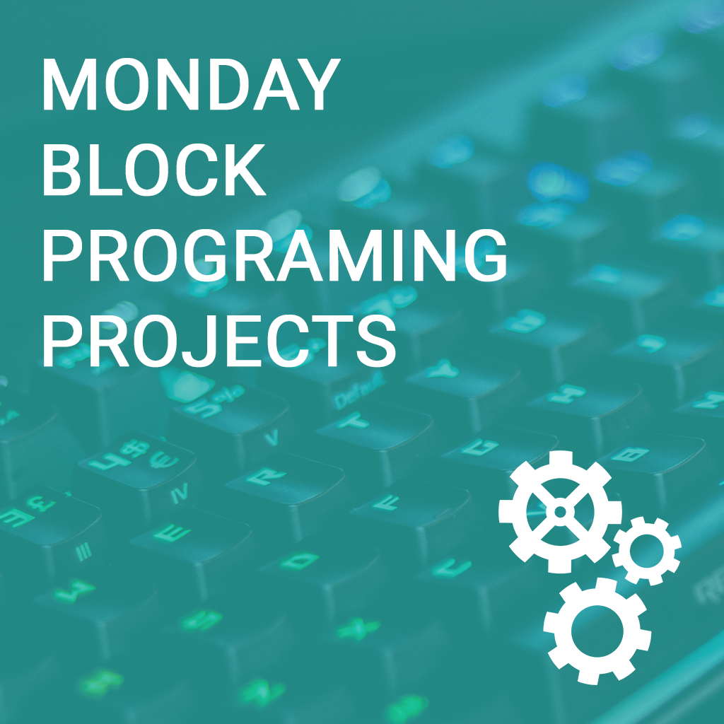 Monday Block Programming Computer Science Projects
