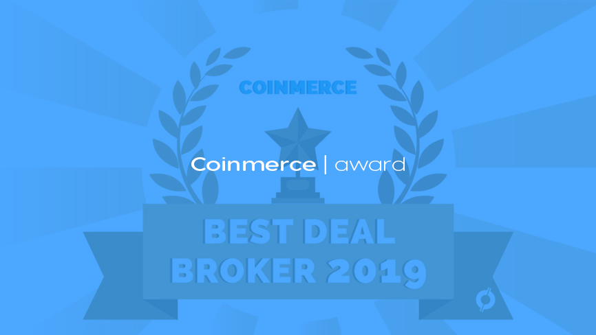 ''Best Deal'' broker of 2019