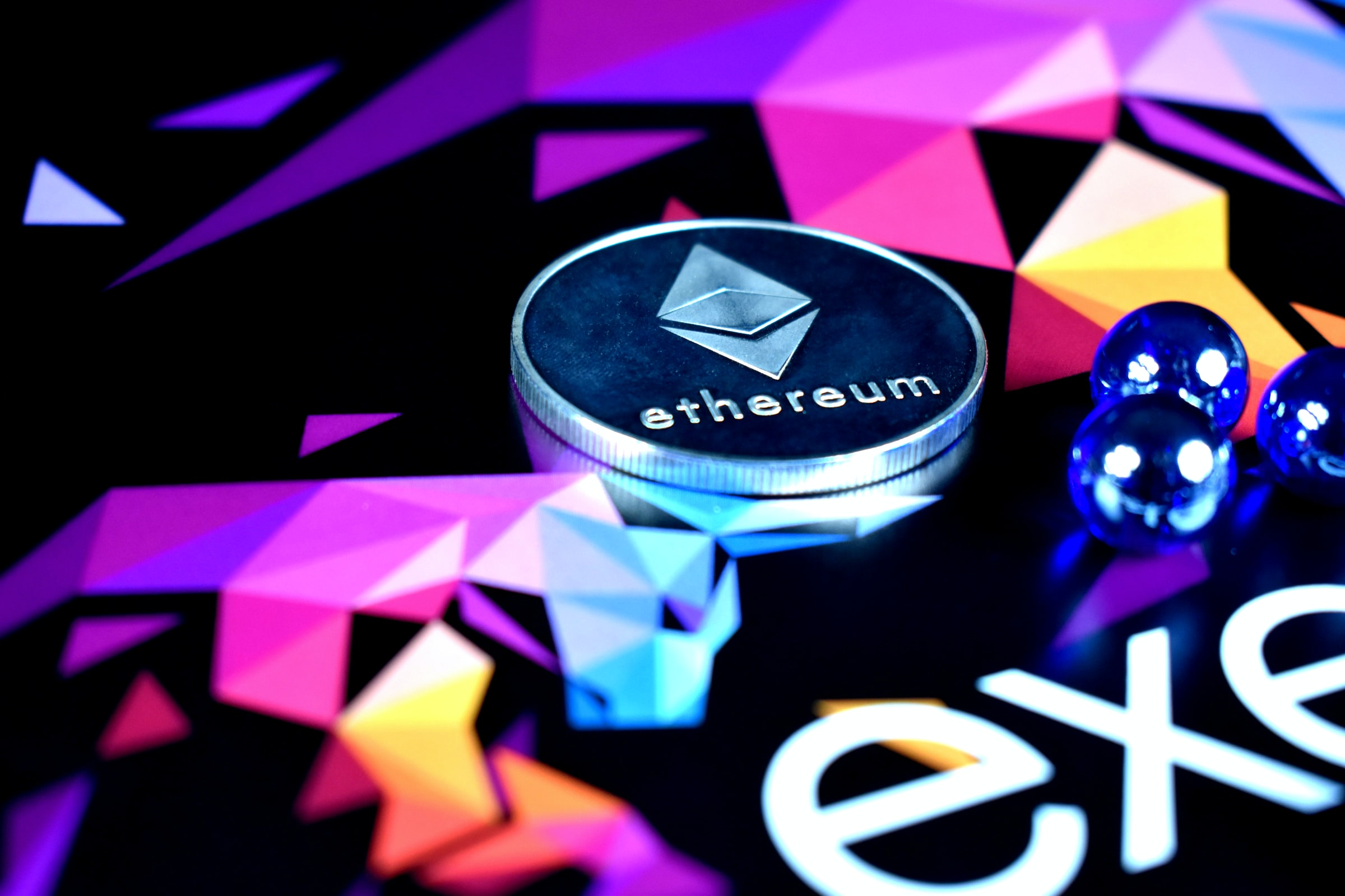 Ethereum poised to take off?