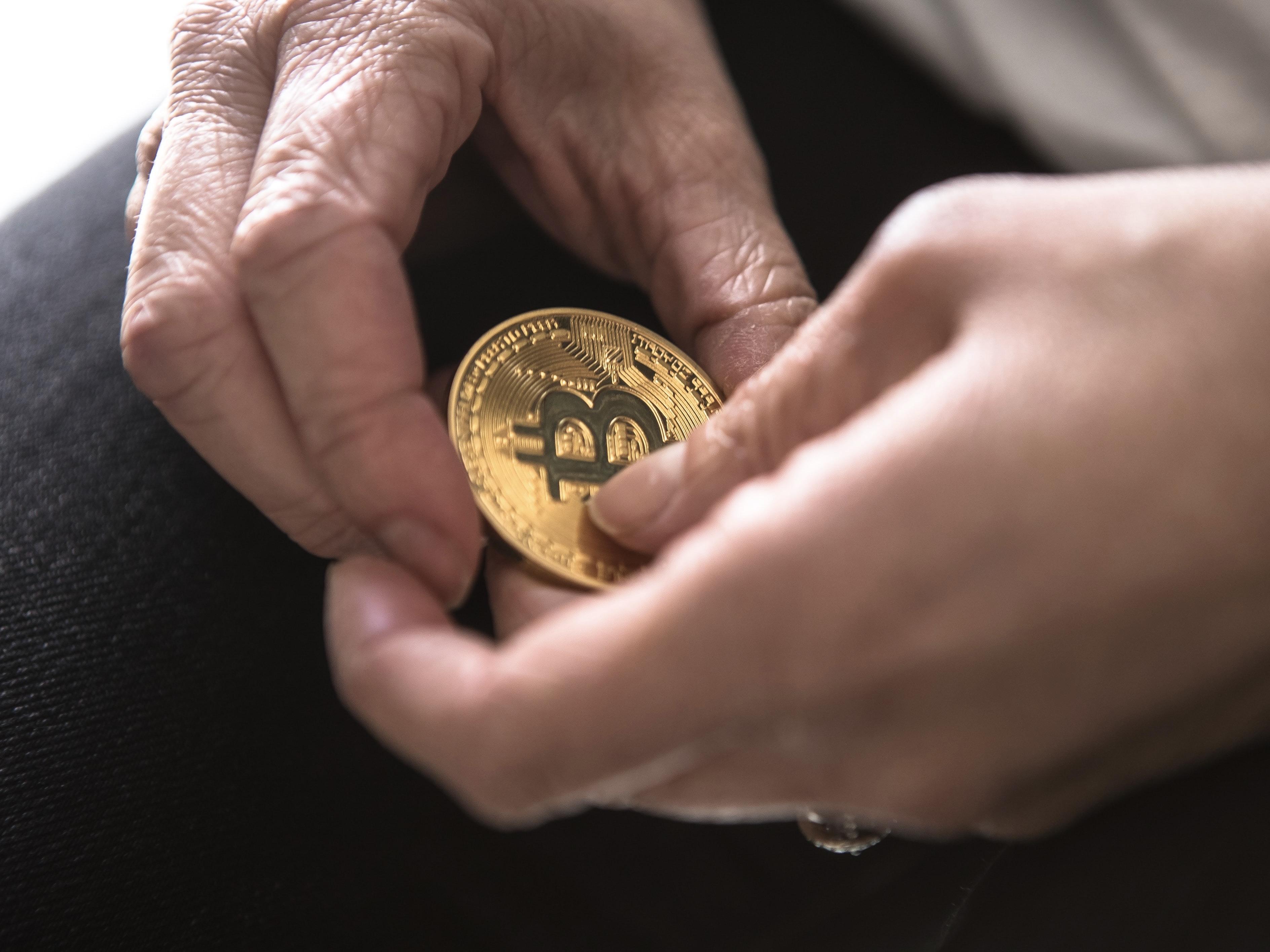 Ontmoet Bitcoin