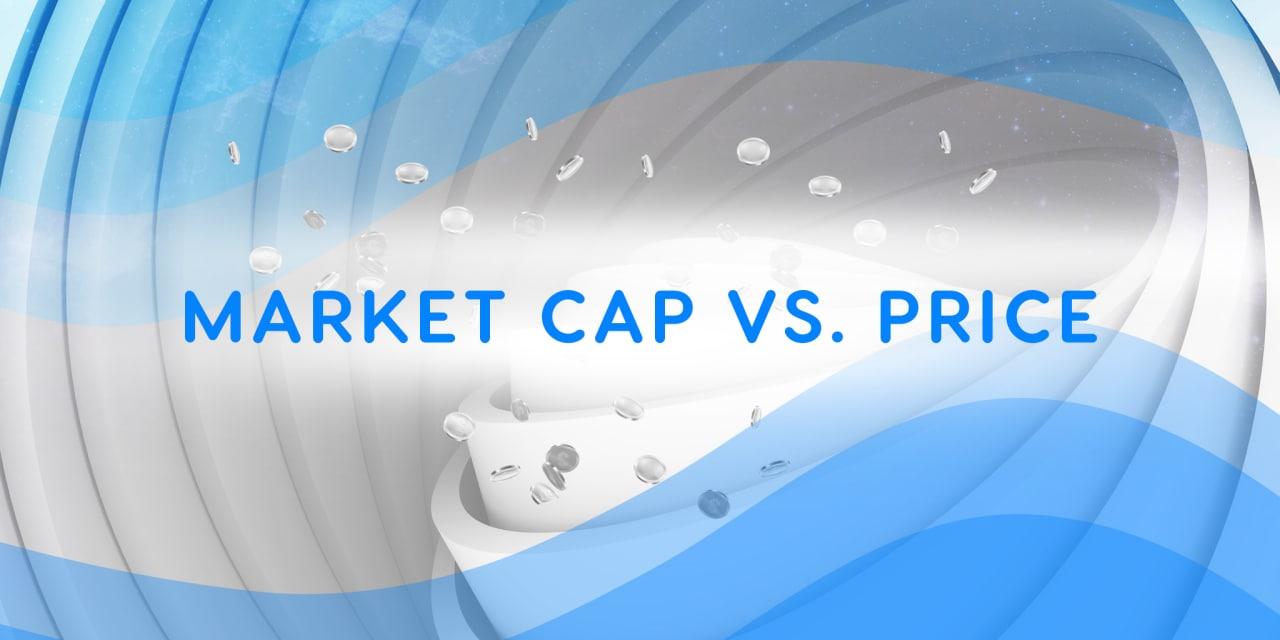 Market cap vs. Price – could any token be worth $1 million one day?