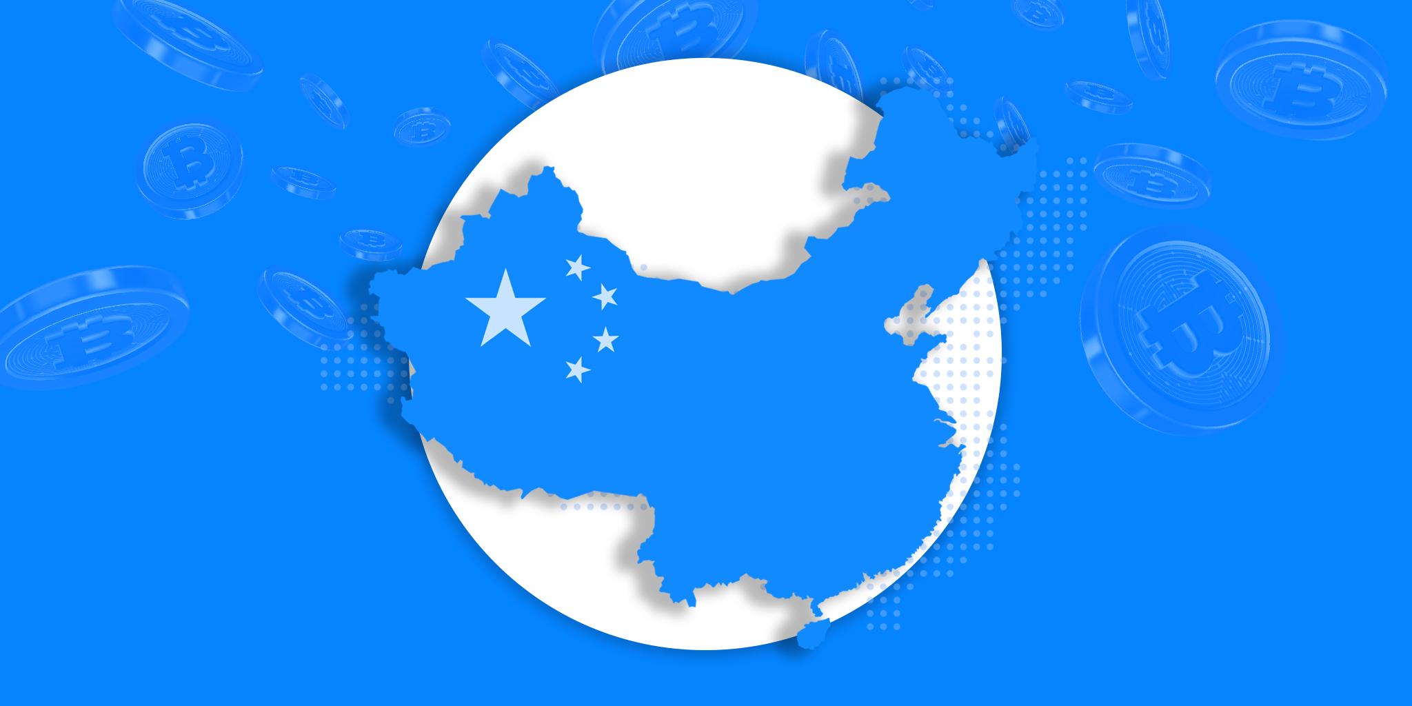 China cracks down on miners, Bitcoin price plummets