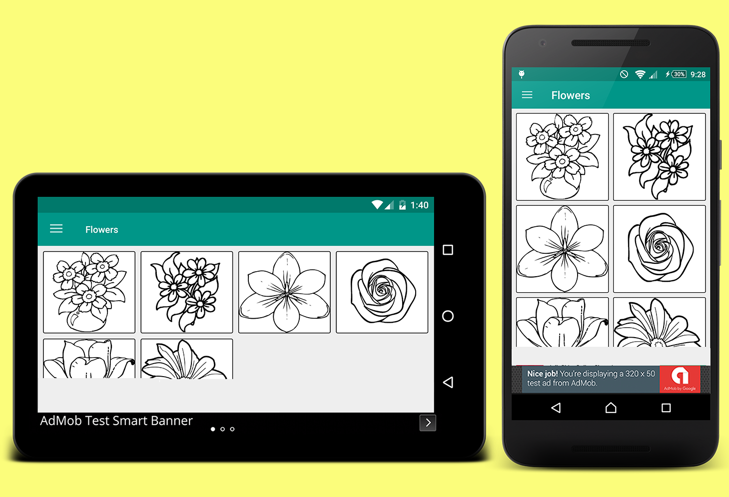 Kids Coloring Book For Android By Leenah Albanna