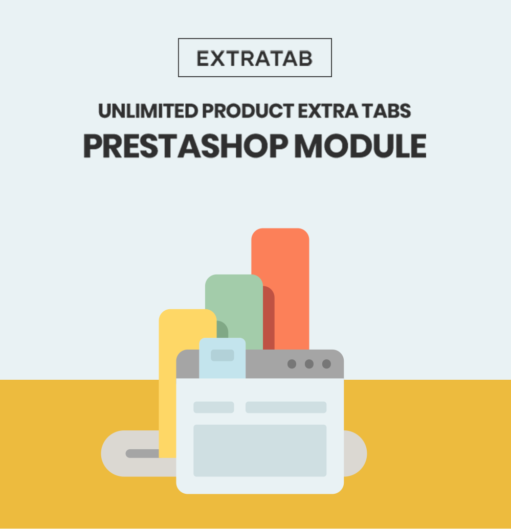 Unlimited Product Extra Tabs Prestashop Module
