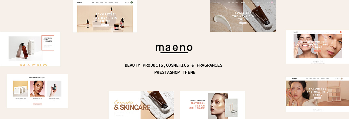 Leo Maeno – Beauty Products, Cosmetics & Fragrances