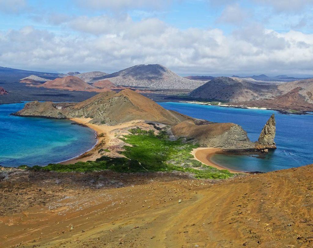 Bartolome island | Galapagos islands