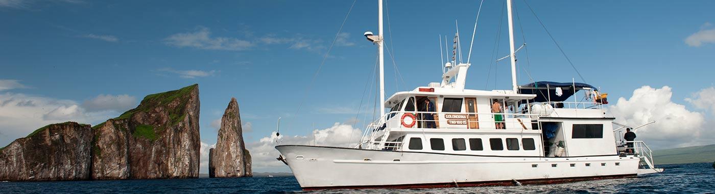 Clase económica - Tours a Galápagos