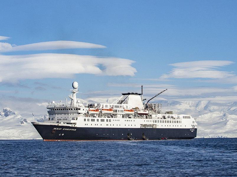 Ocena Endeavour   Antarctica Cruises