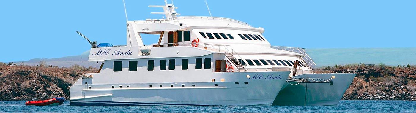 Alya Catamaran | Galapagos cruises