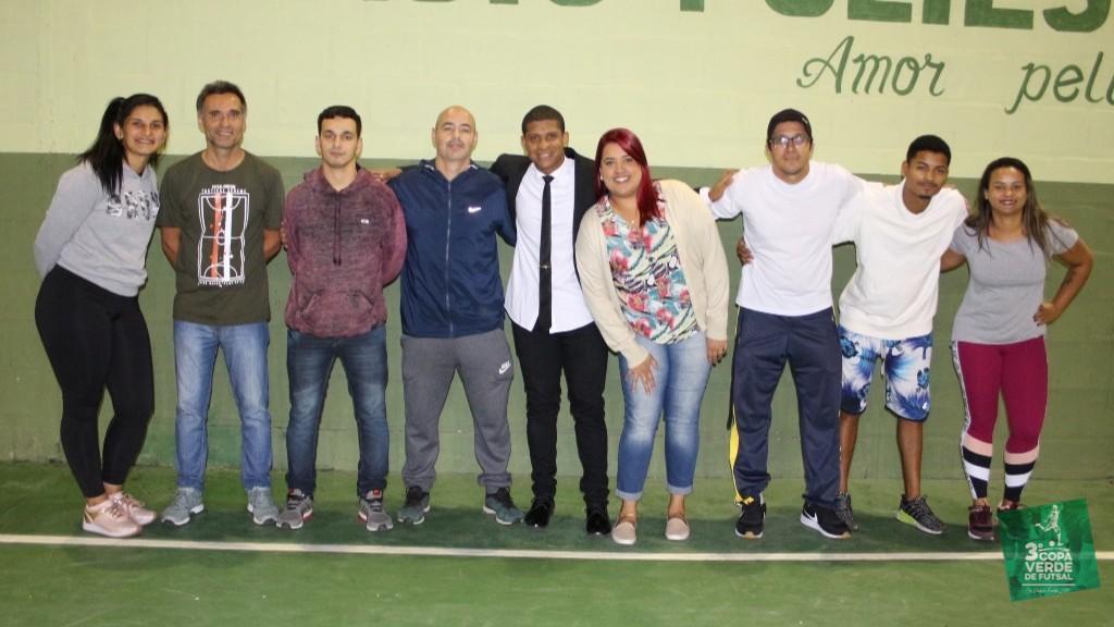 Copa Verde de Futsal 2019 - Equipe do Esporte Frontinense (Secretaria Municipal)