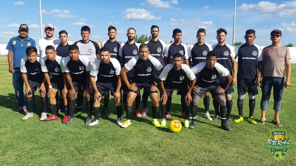 CAMPEONATO RURAL SERIA A - 2019 - Barrerinho  F. C