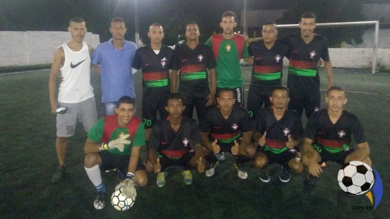 Copa RW De Futebol 7 Society - Portugal