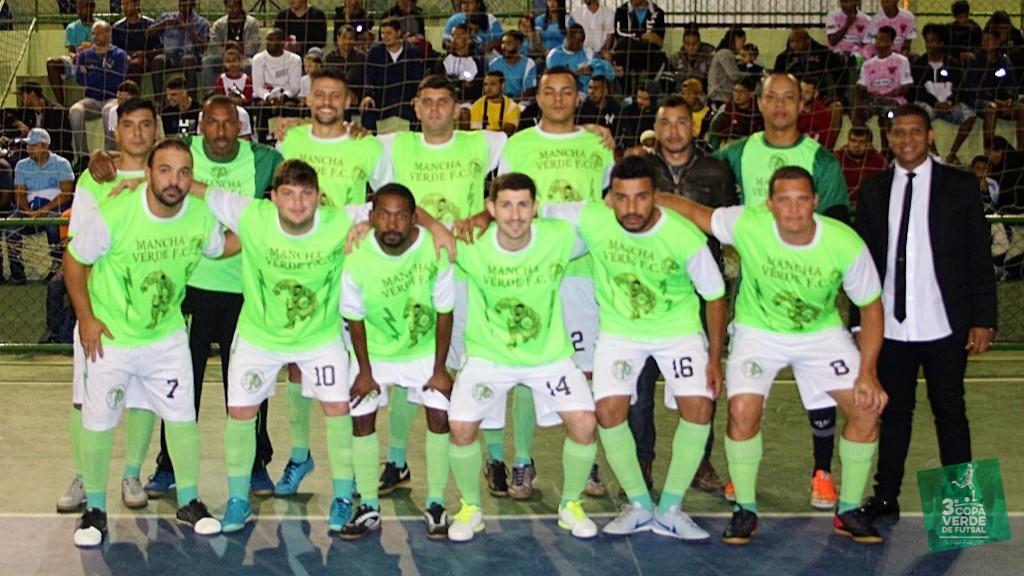 Copa Verde de Futsal 2019 - Mancha Verde
