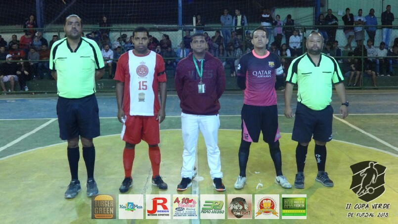 Copa Verde de Futsal 2018 - UDA x Mulecada